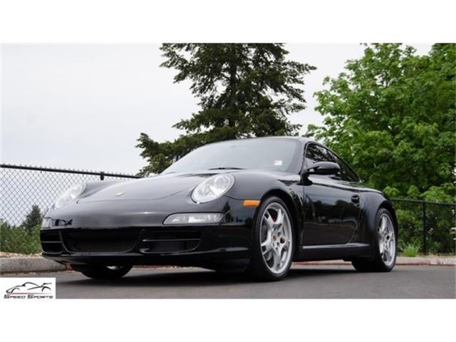 2007 Porsche 911 | 820988