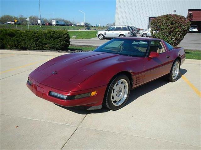 1992 Chevrolet Corvette | 820999