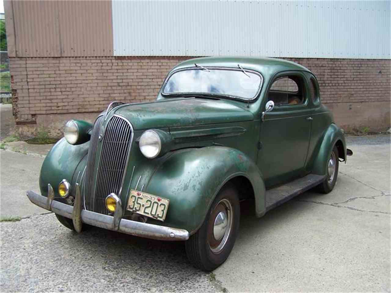 Trucks Under 5000 >> 1937 Plymouth Coupe for Sale | ClassicCars.com | CC-831147
