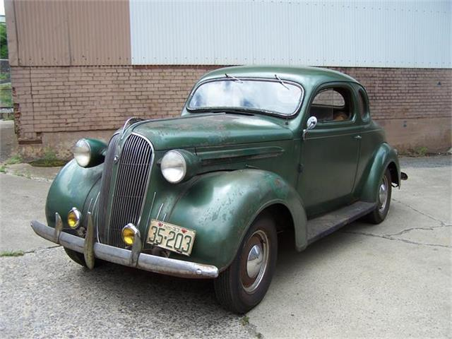1937 Plymouth Coupe | 831147