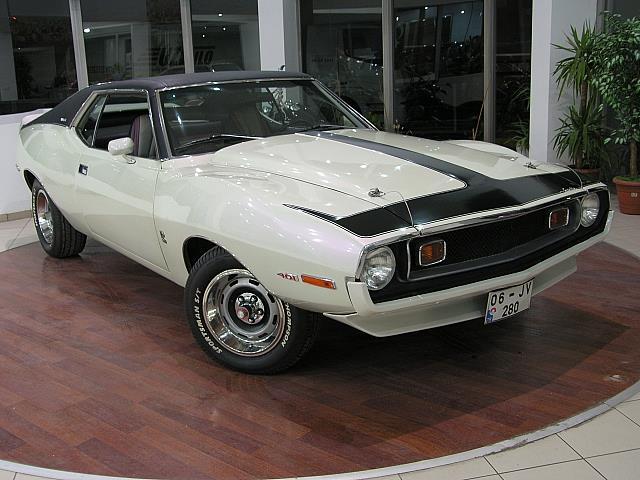 1973 AMC Javelin | 830120