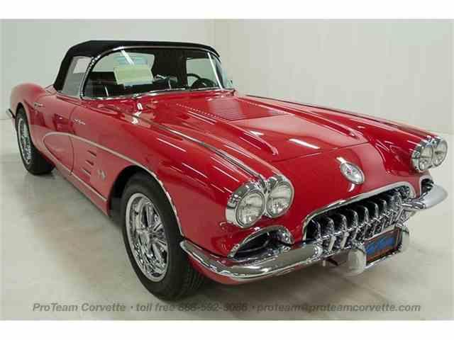 1958 Chevrolet Corvette | 830126