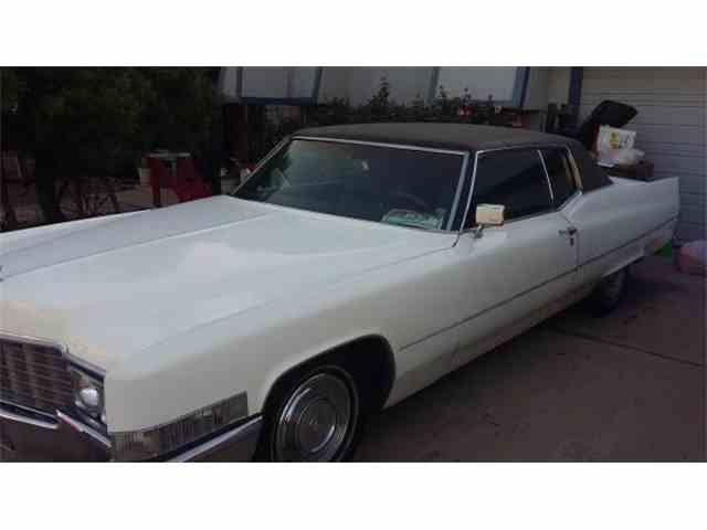 1969 Cadillac Coupe DeVille | 831300