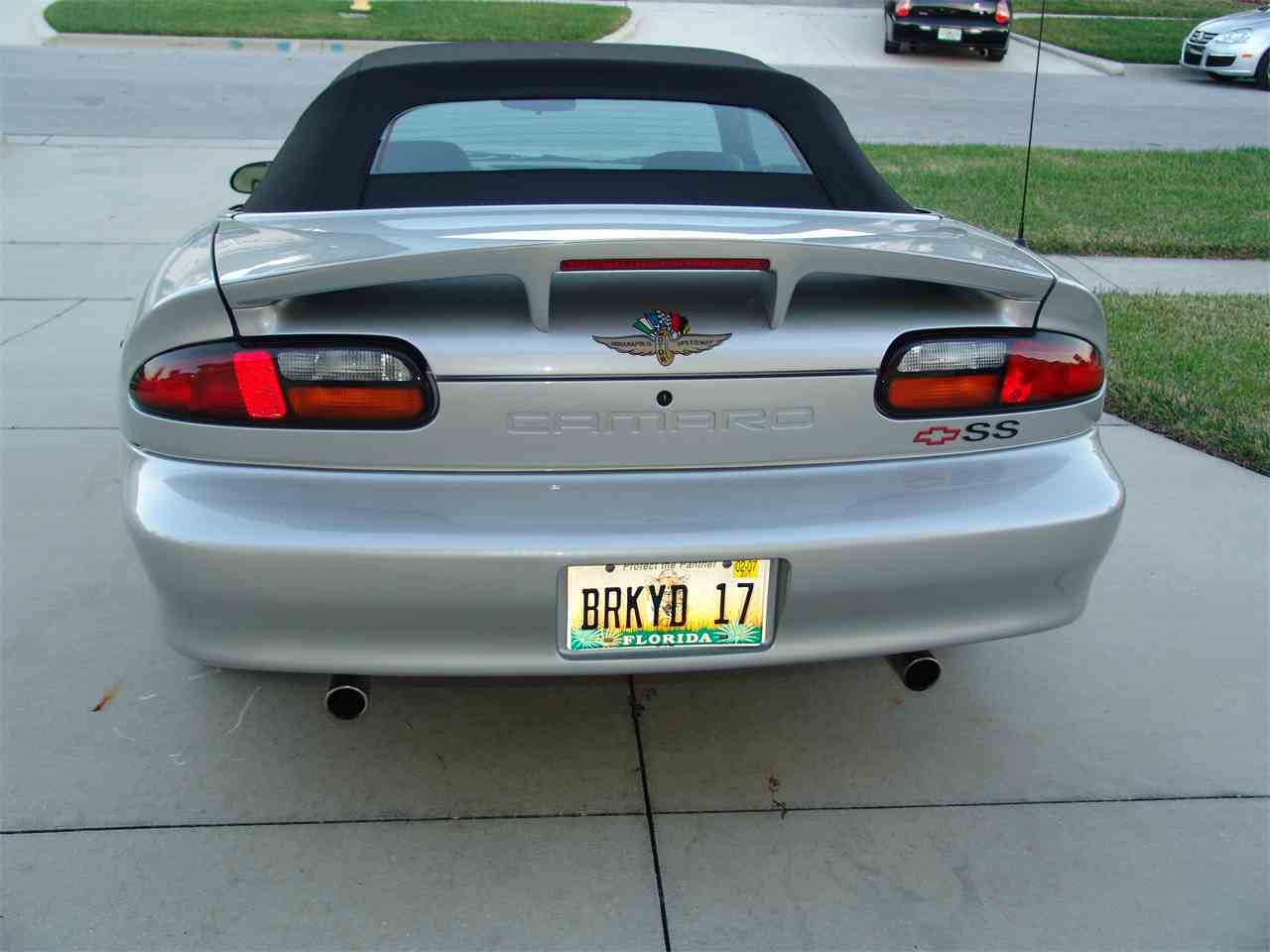 2002 chevrolet camaro z28 for  | classiccars | cc-831301