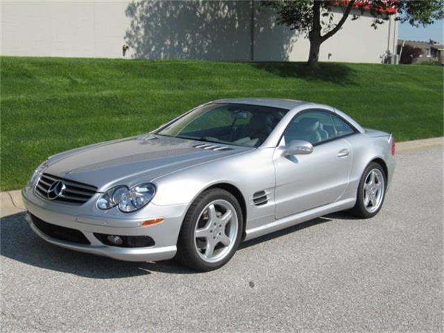 2003 Mercedes-Benz SL500 AMG   831304