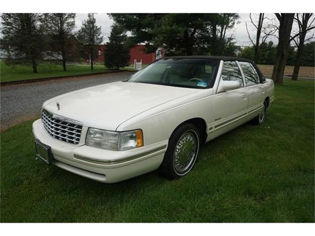 1999 Cadillac DeVille | 831312