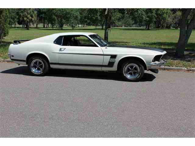 1969 Ford Mustang | 831337