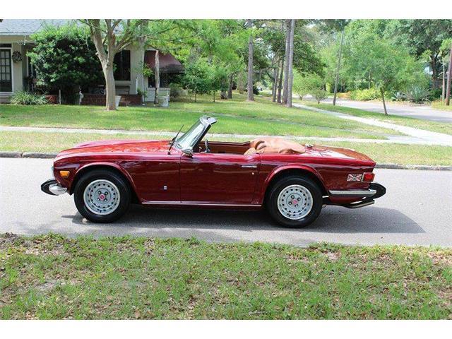 1974 Triumph TR6 | 831339