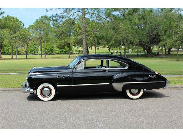 1949 Buick Sedanette | 831341