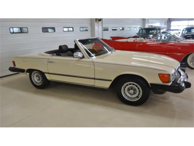 1982 Mercedes-Benz 380SL | 831348