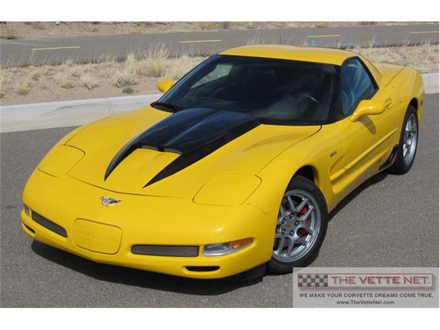 2003 Chevrolet Corvette | 831350