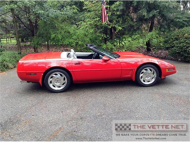 1996 Chevrolet Corvette | 831351