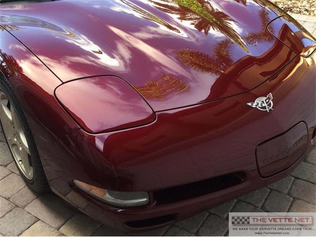 2003 Chevrolet Corvette | 831352