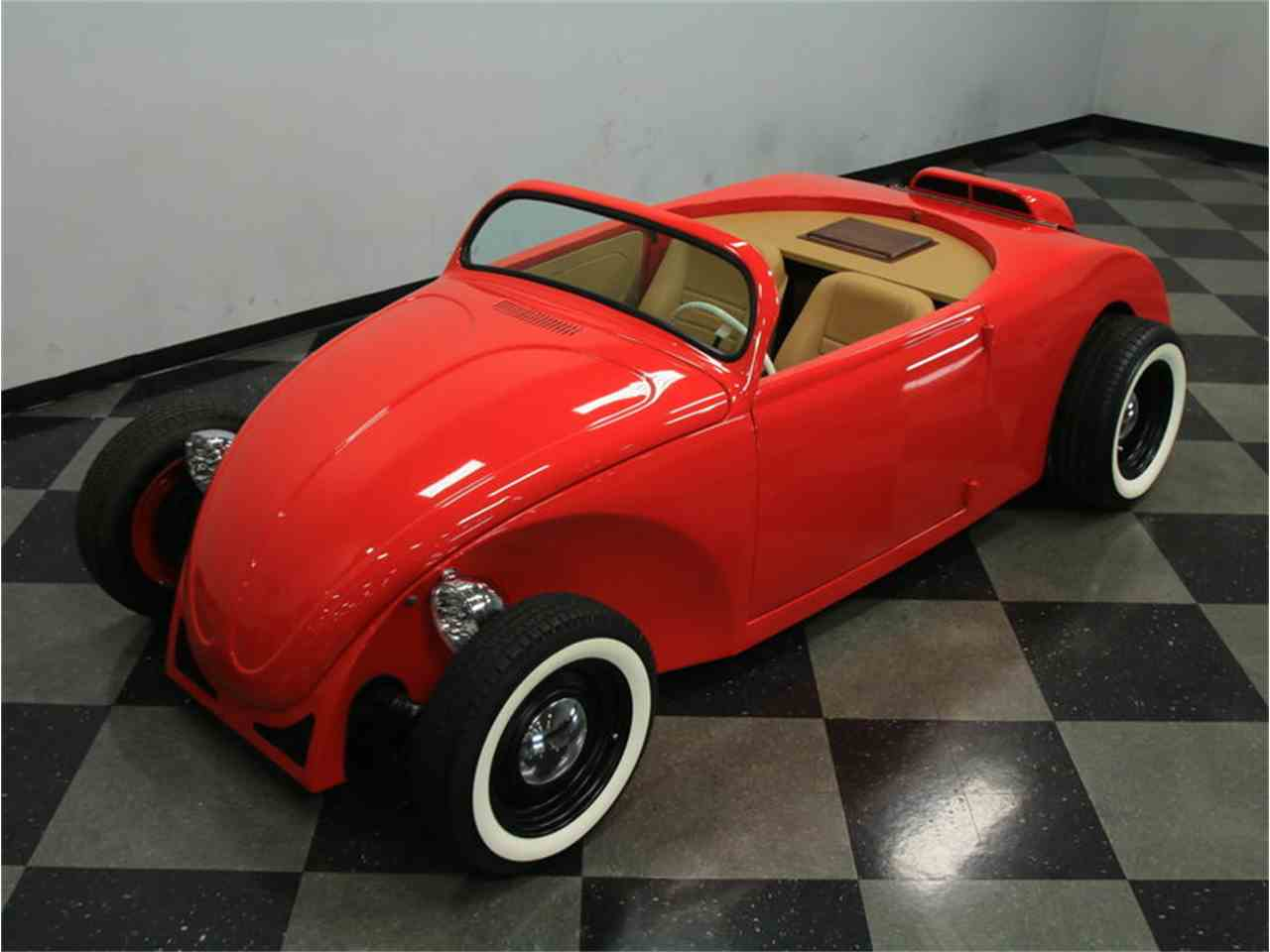 1974 volkswagen beetle volksrod for sale cc 831358. Black Bedroom Furniture Sets. Home Design Ideas