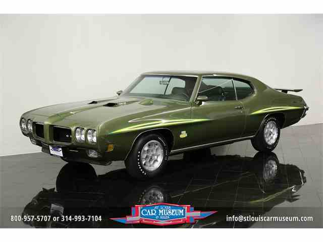 1970 Pontiac GTO  Judge Hardtop | 831359