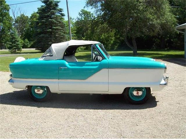 1961 Nash Metropolitan | 831360