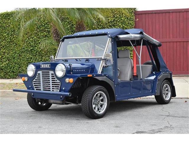 1967 Austin Mini Moke   831361