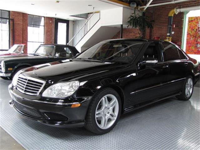 2006 Mercedes-Benz S-Class | 831378