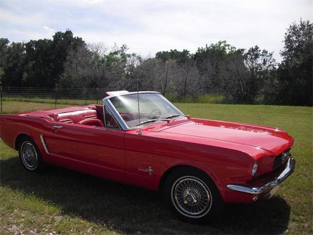 1965 Ford Mustang | 831397
