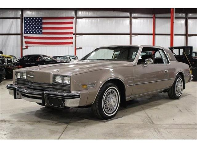 1984 Oldsmobile Toronado | 831402
