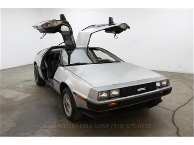 1981 DeLorean DMC-12 | 831403