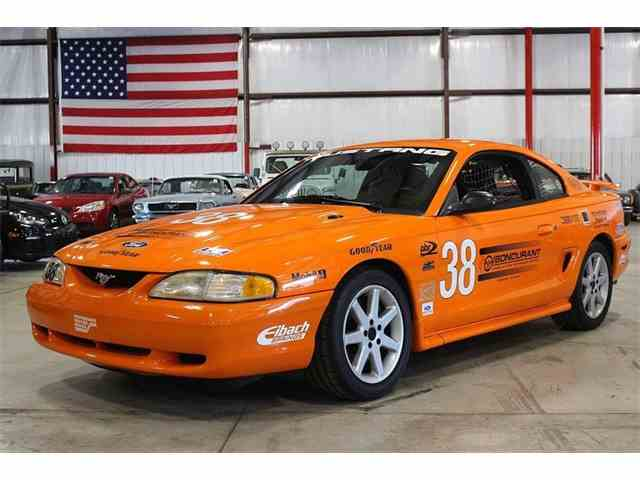 1995 Ford Mustang | 831405