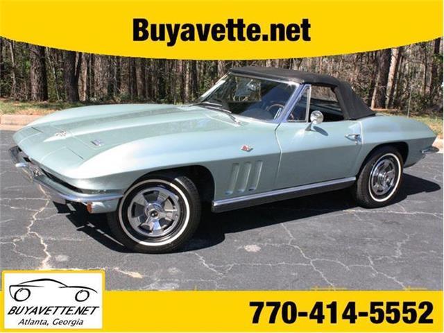 1966 Chevrolet Corvette | 831412