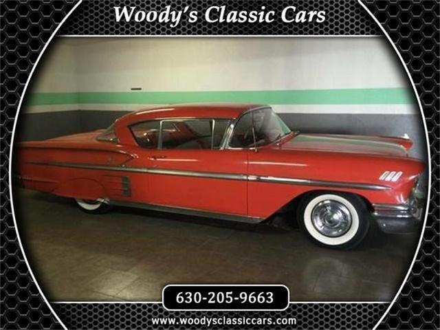 1958 Chevrolet Impala | 831416