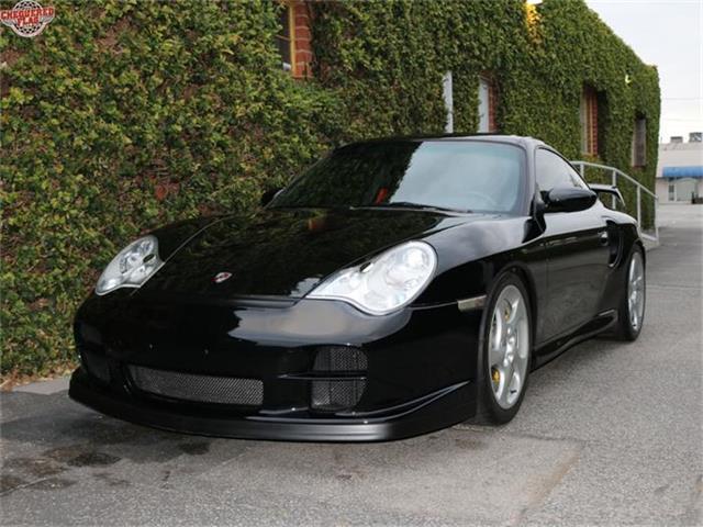 2002 Porsche GT2 | 831428