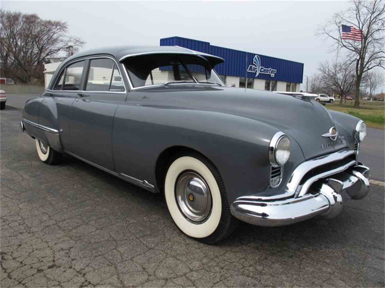1949 Oldsmobile 98 For Sale Classiccars Com Cc 831431