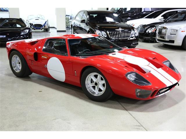 1965 Superformance GT 40   831433