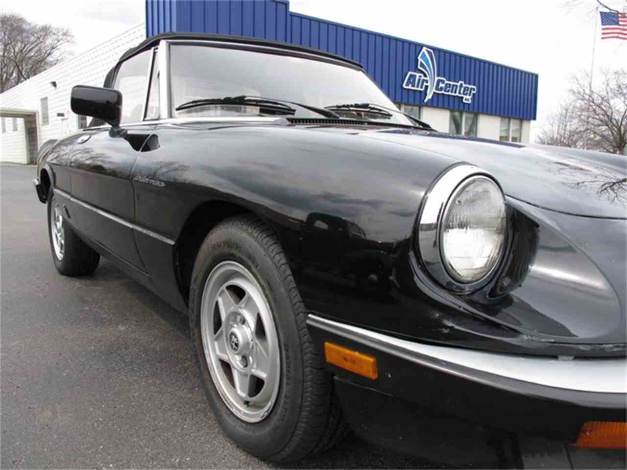 Large Picture of '85 Spider located in Troy Michigan Offered by Classic Auto Showplace - HTJF