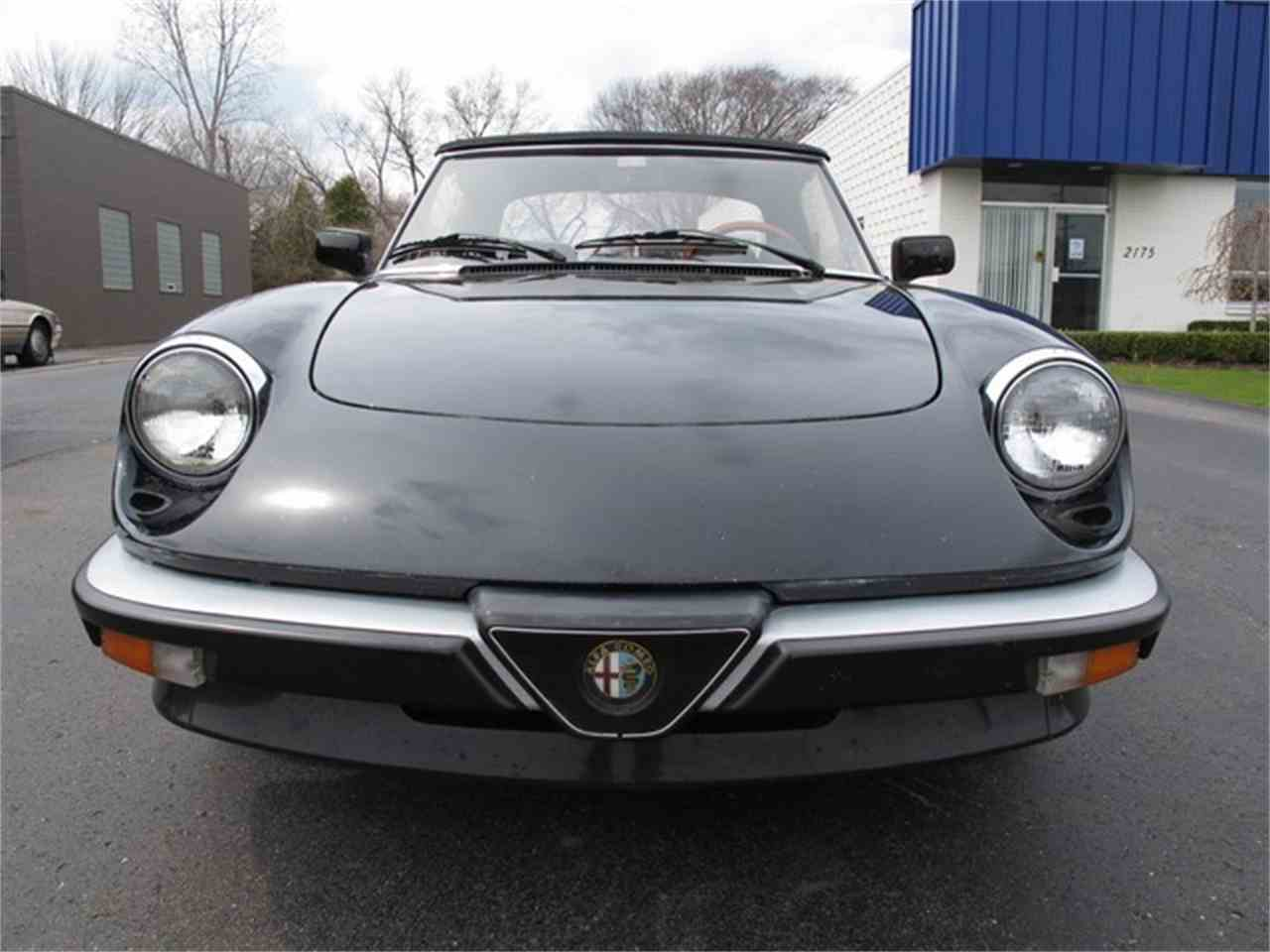 Large Picture of 1985 Spider located in Michigan - $11,950.00 - HTJF