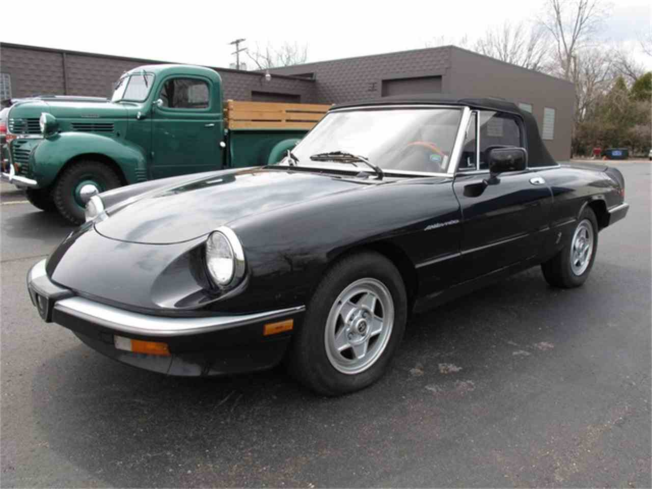 Large Picture of 1985 Spider - $11,950.00 Offered by Classic Auto Showplace - HTJF