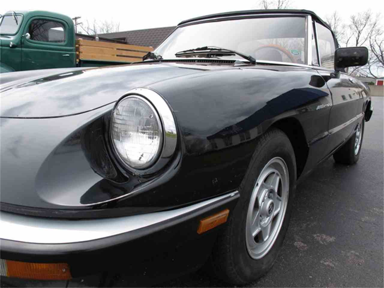 Large Picture of '85 Spider located in Troy Michigan - HTJF