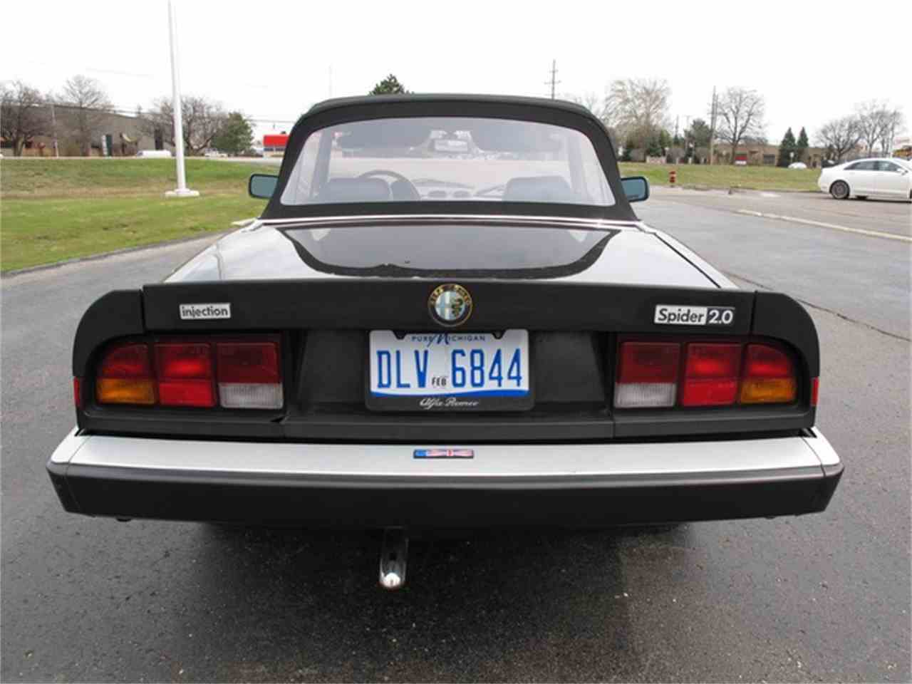 Large Picture of 1985 Spider located in Troy Michigan - HTJF