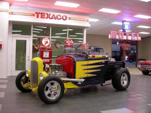 1930 Ford Pickup   831457