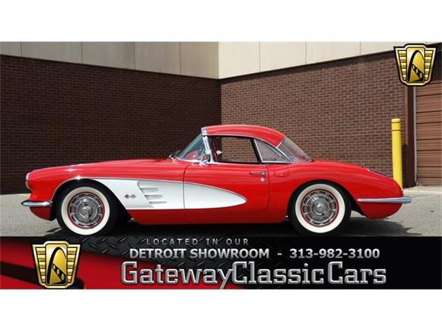 1959 Chevrolet Corvette | 831477