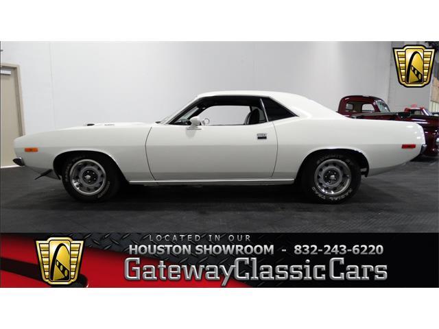 1972 Plymouth Cuda | 831484