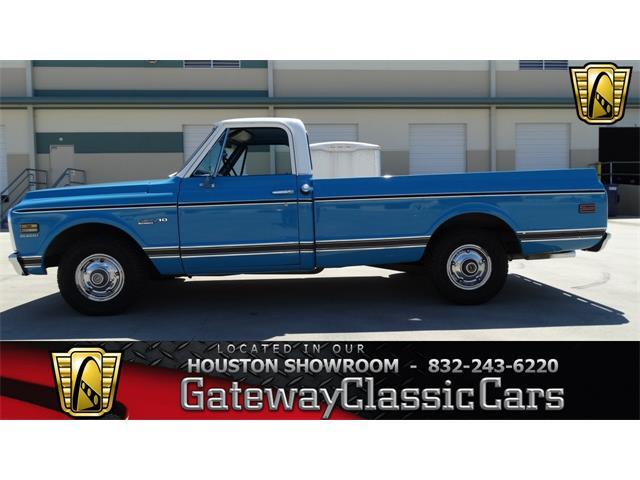 1972 Chevrolet C/K 10 | 831492