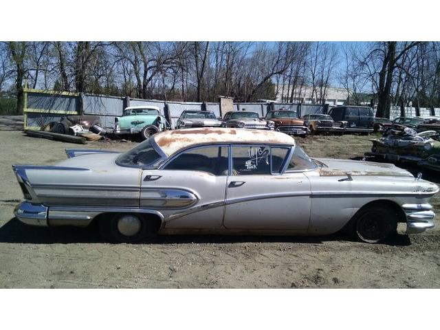1958 Buick Special 4dr Hardtop | 831497