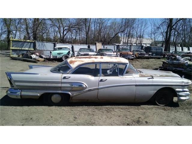 1958 Buick Special | 831497