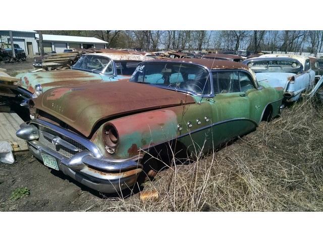 1955 Buick Super Riviera | 831498