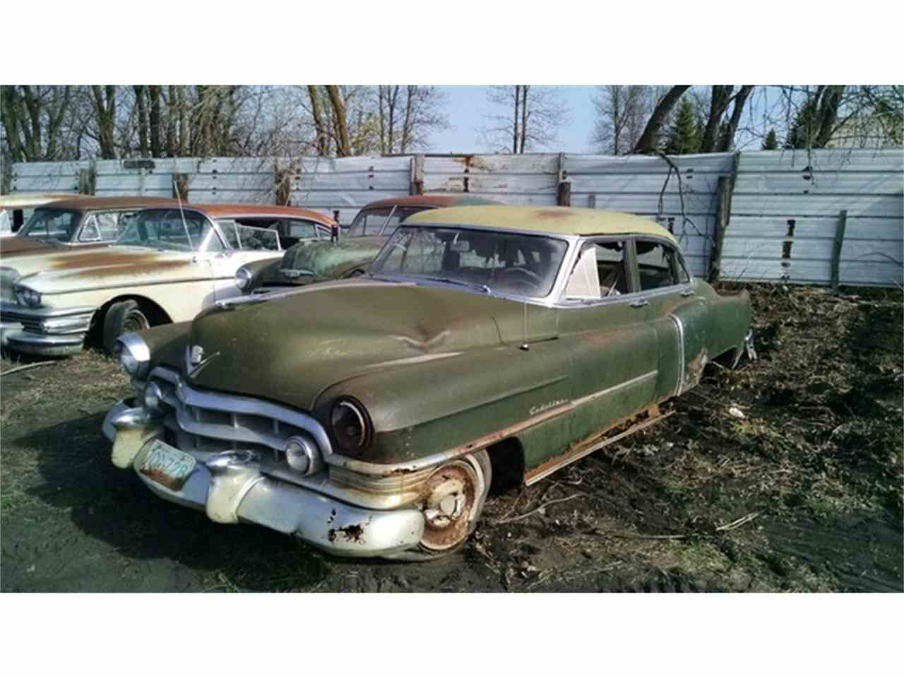 1950 Cadillac Series 62 For Sale Classiccars Com Cc 831501
