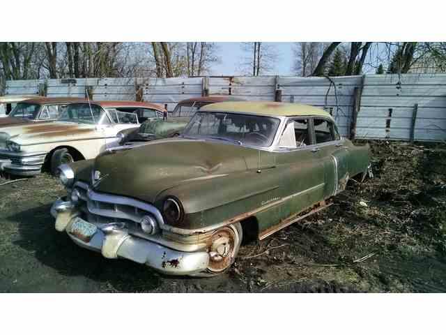 1950 Cadillac Series 62 | 831501