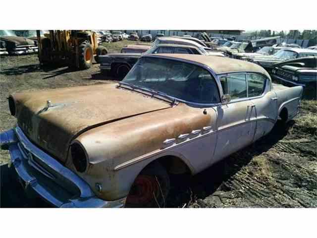 1957 Buick Roadmaster | 831502