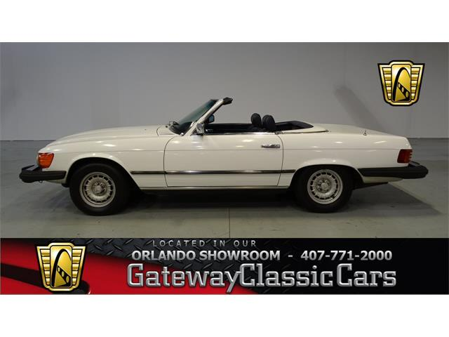 1980 Mercedes-Benz 450SL | 831508