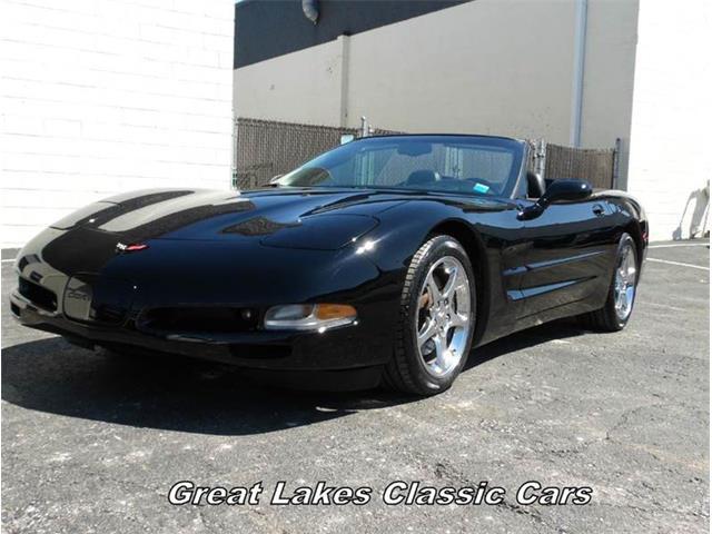 2004 Chevrolet Corvette | 831512