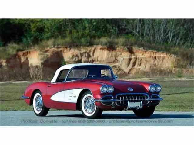 1960 Chevrolet Corvette | 830159