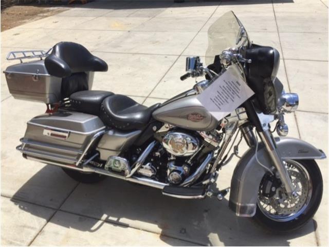 2008 Harley Davidson FLHTCI Electra Glide | 831696